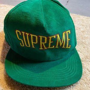 Genuine Supreme hat